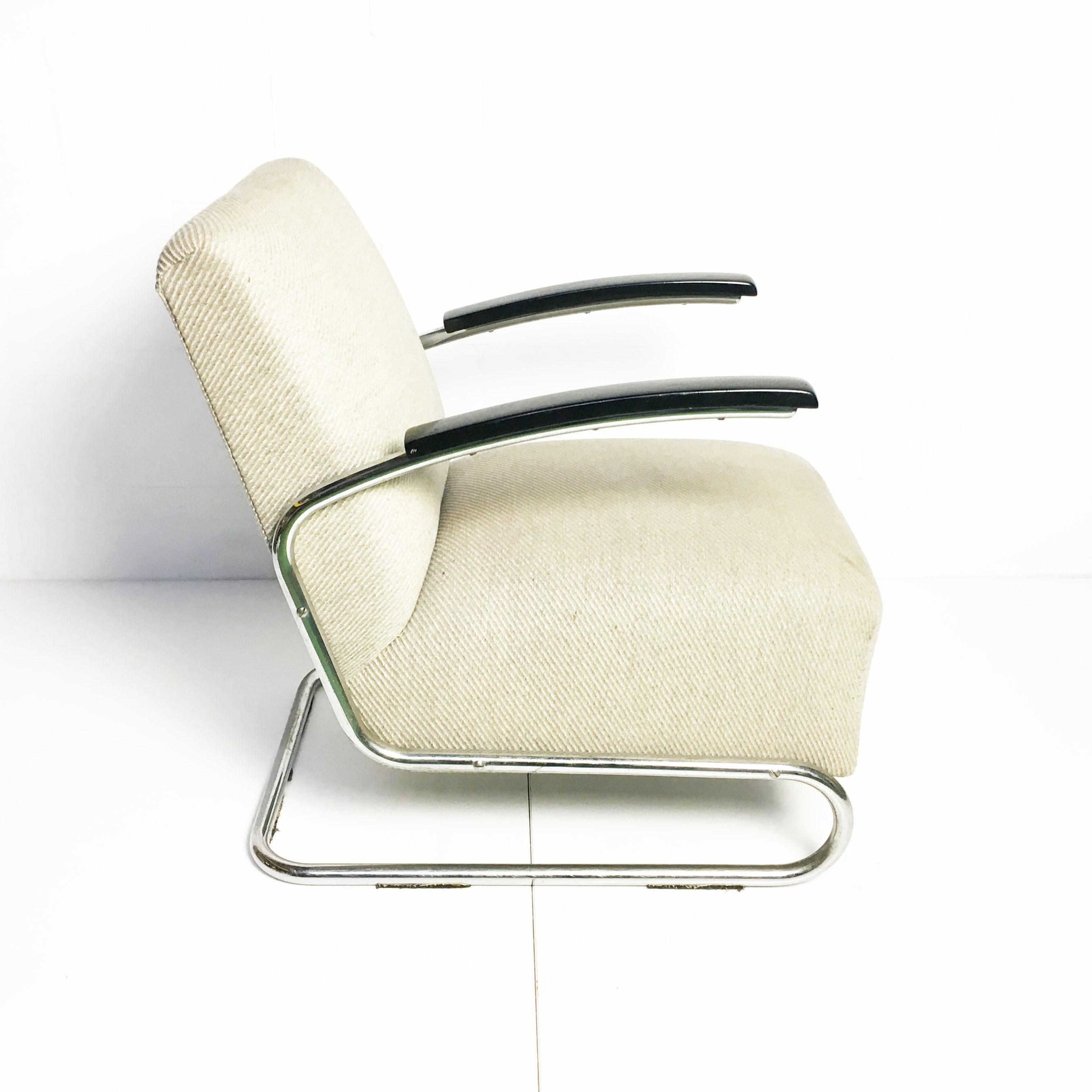 thonet s411 bureau baantjer. Black Bedroom Furniture Sets. Home Design Ideas
