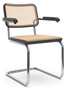 Vintage s64 stoel by marcel breuer bureau baantjer for Bauhaus stoel vintage